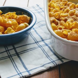 light and easy homemade mac and cheese