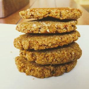 healthy grain free pumpkin cookies