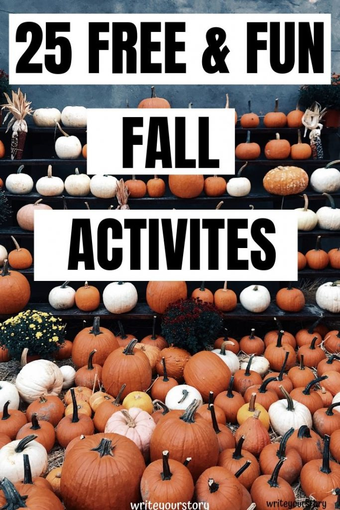 Free and fun fall activities