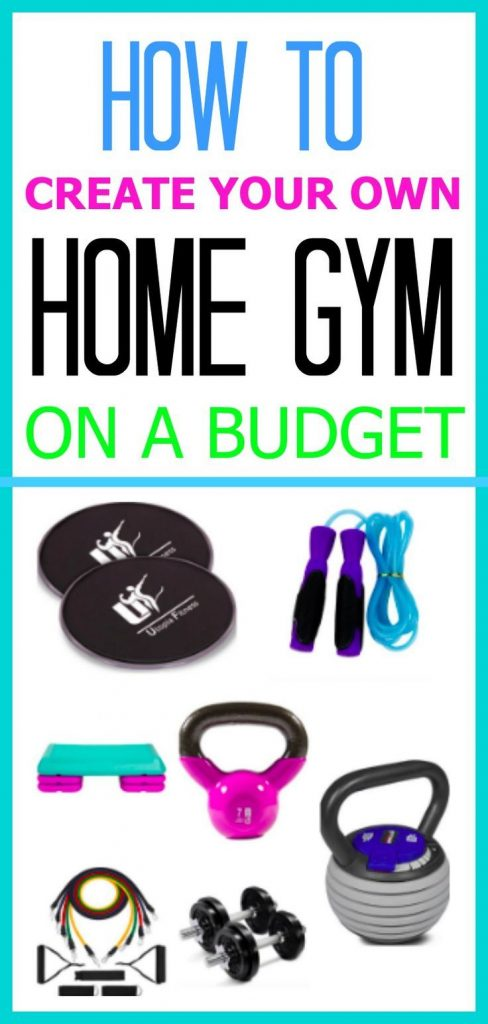 home gym on a budget