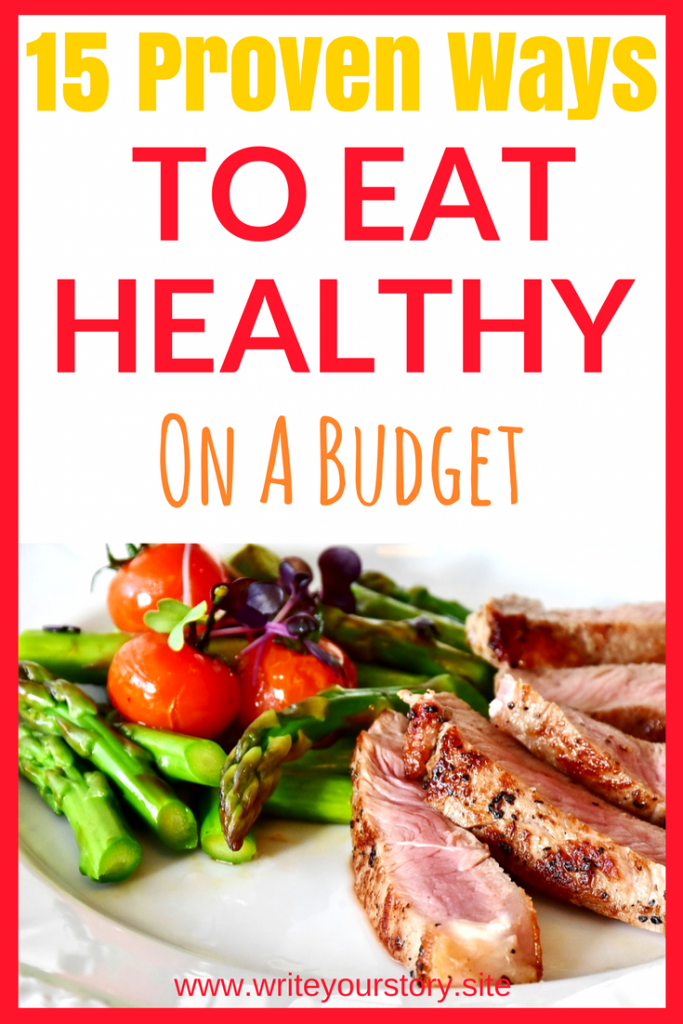 healthy groceries on a budget / save money on groceries / budget groceries #savemoneyongroceries #budgetgroceries #healthyfoodonabudget