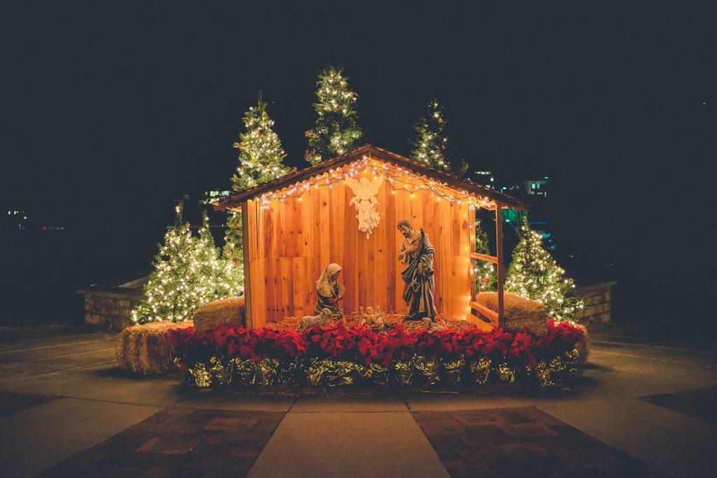 christmas christ-centered