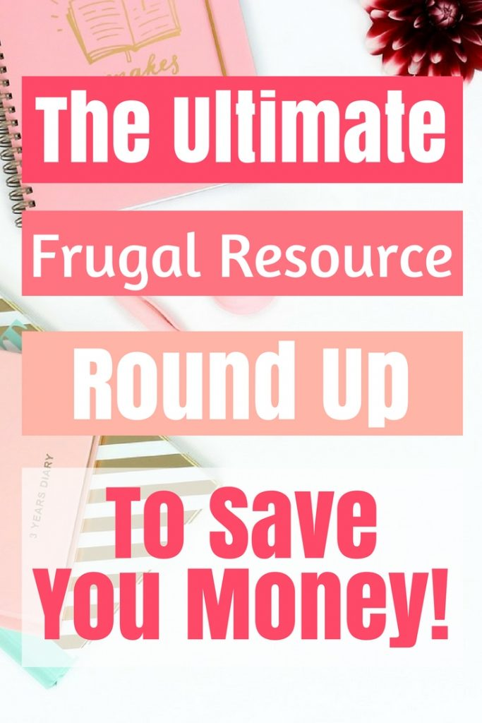 free resources to save money on EVERYTHING