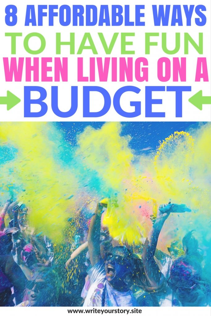 affordable fun how to have fun on a budget