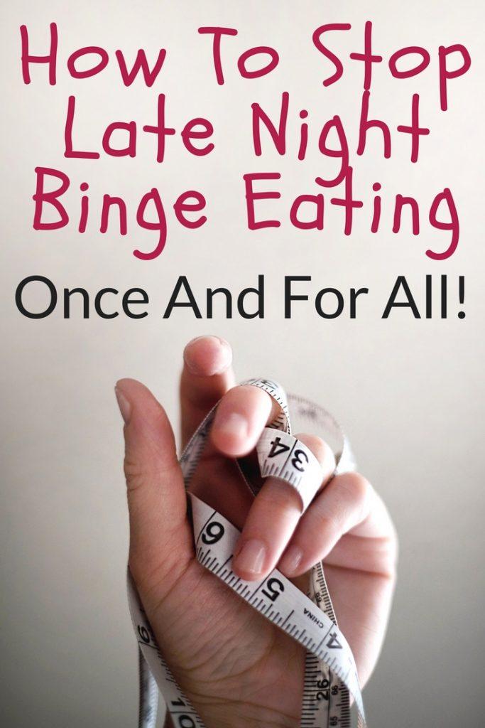 binge eating stop / binge eating recovery