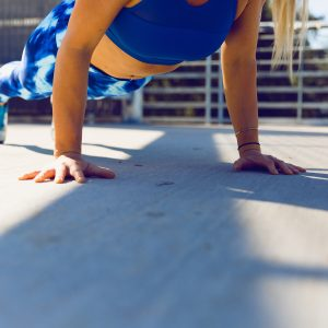 how to stick to your fitness goals