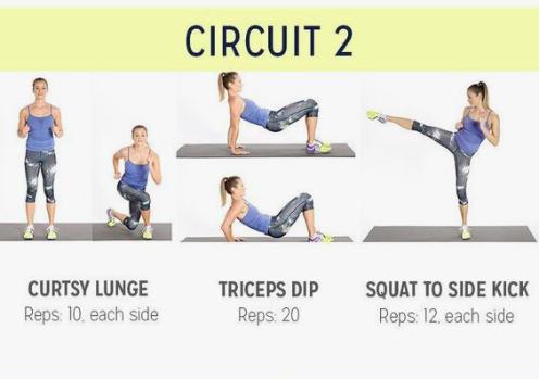 6 tips for an effective athome workout workouts included