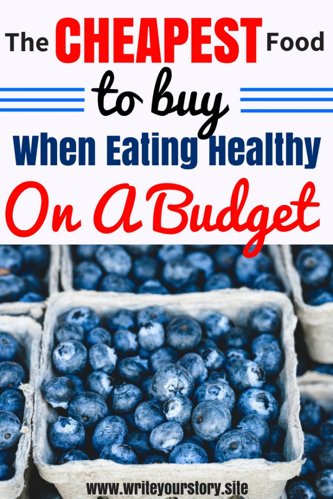 budget recipes / cheap food / groceries on a budget #budgetgrocies #cheapfood #healthyonabudget