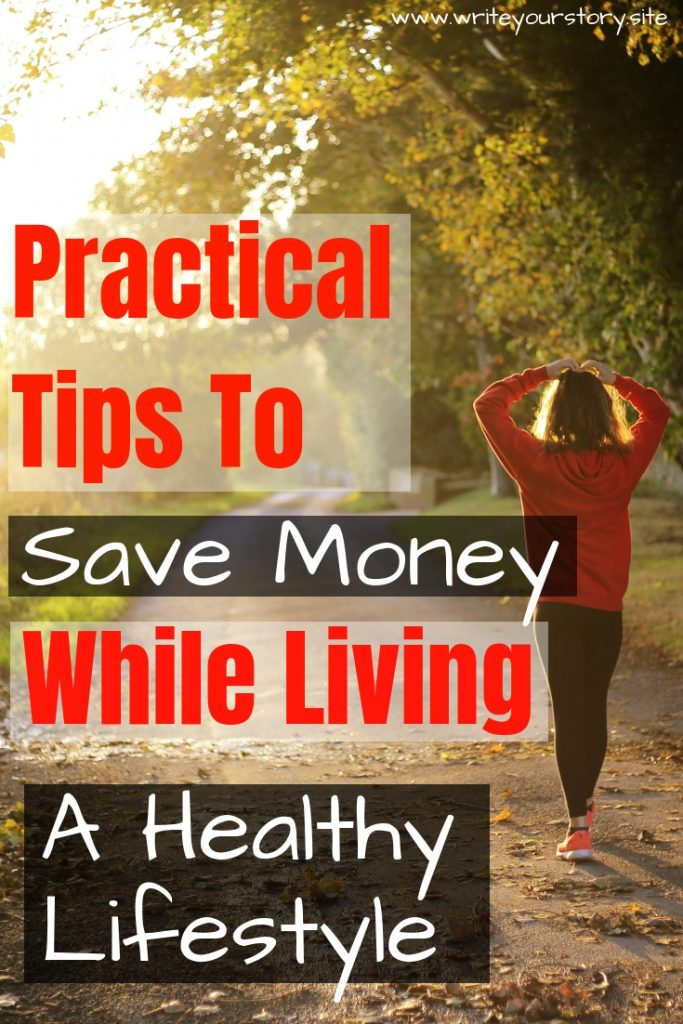 health and fitness / save money on healthier lifestyle