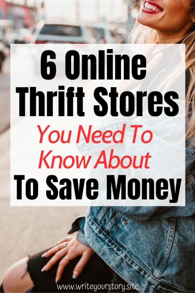 thrift store finds / thrift store fashion / saving money tips / frugal finance #savemoney #thrifting #thriftyfinds #extracash