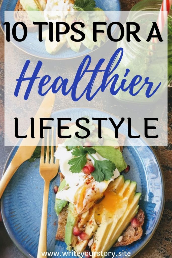healthier lifestyle / tips for healthy lifestyle