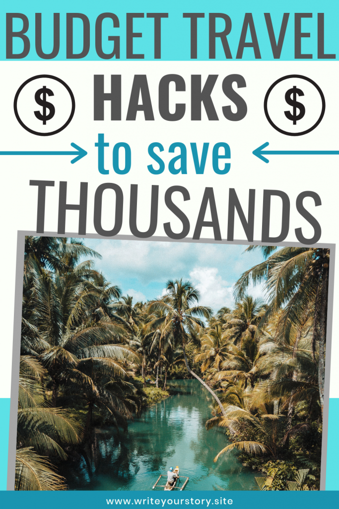 budget travel hacks