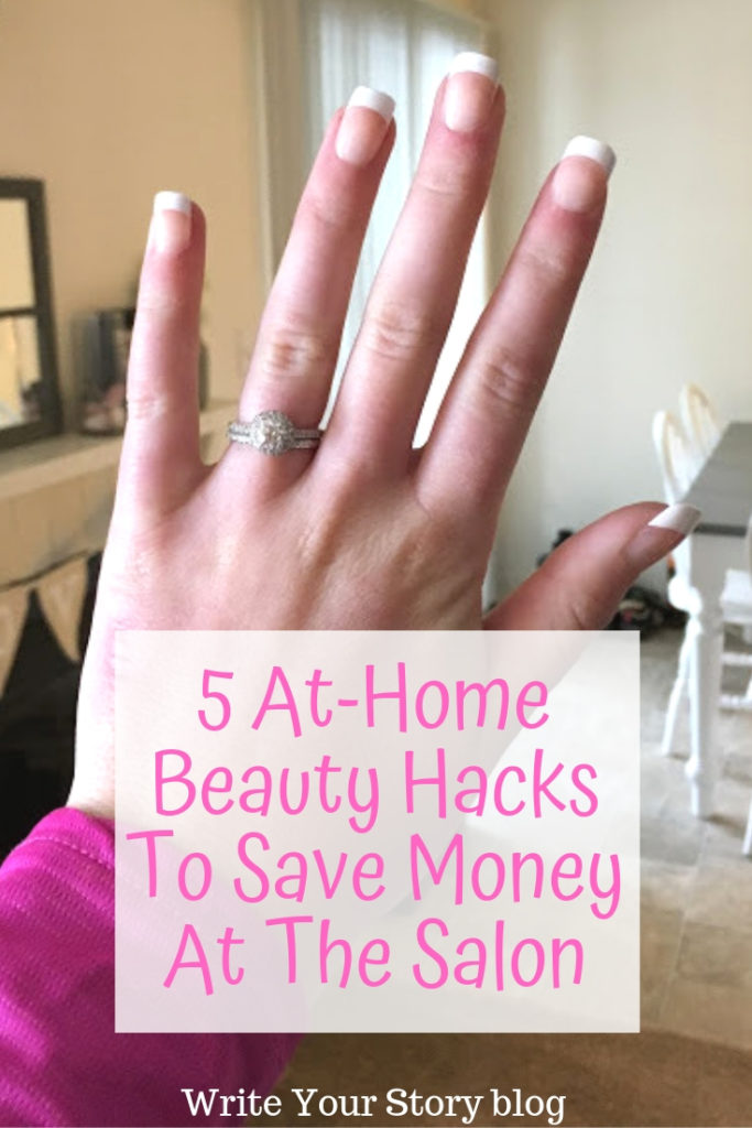 DIY beauty hacks / DIY budget beauty hacks / save money at the salon #beautyhacks #savingmoneytips #frugalbeauty