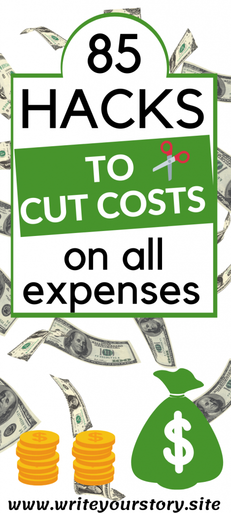 cut costs on expenses