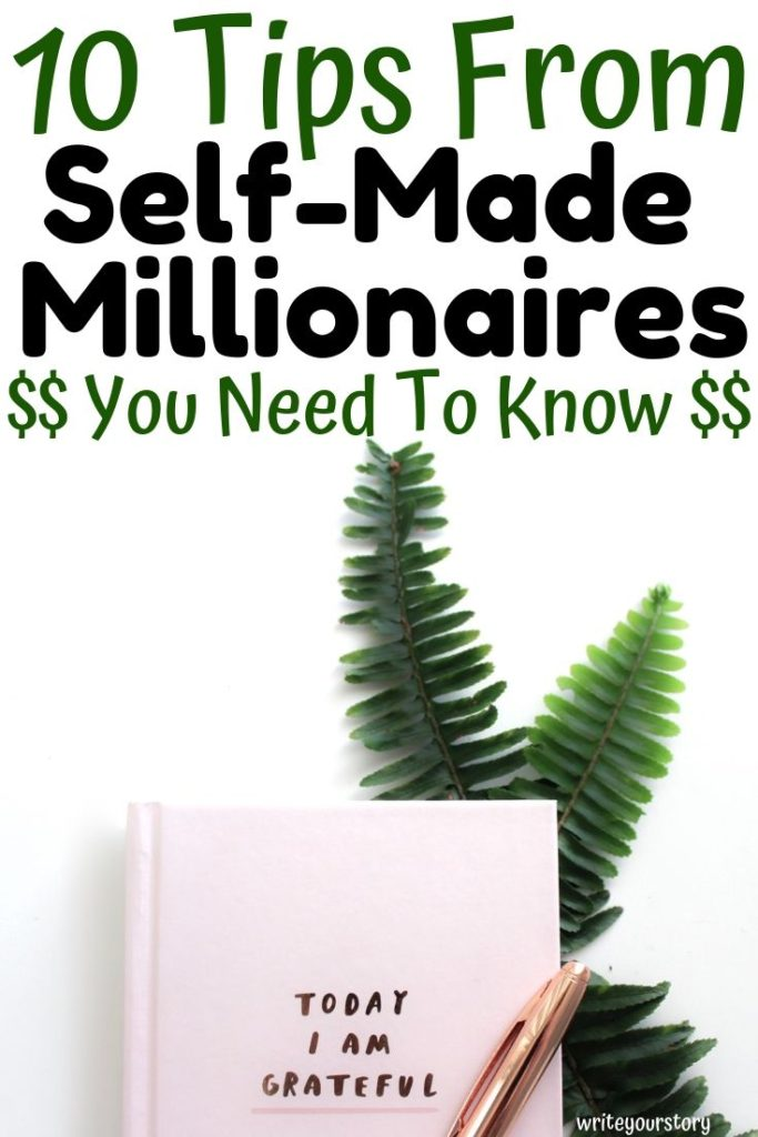 how to become a millionaire / millionaire mindset #selfmademillionaire #millionaires #financialtips #financetips #getrich #makemoney