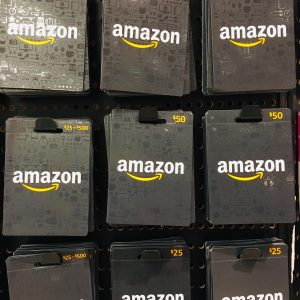 earn amazon gift cards
