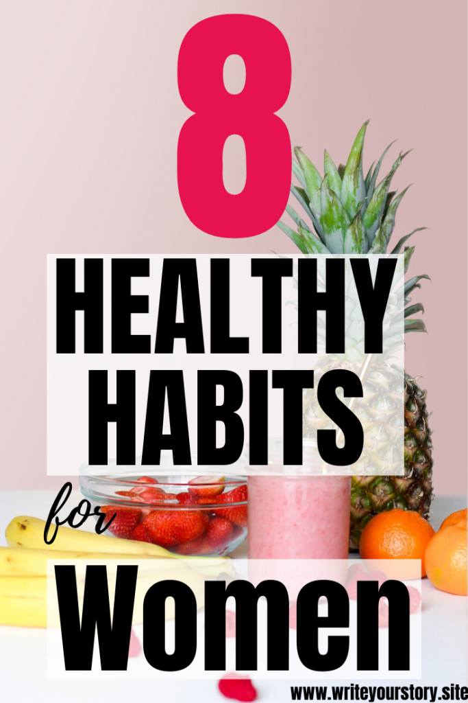 healthy habits for women who are busy