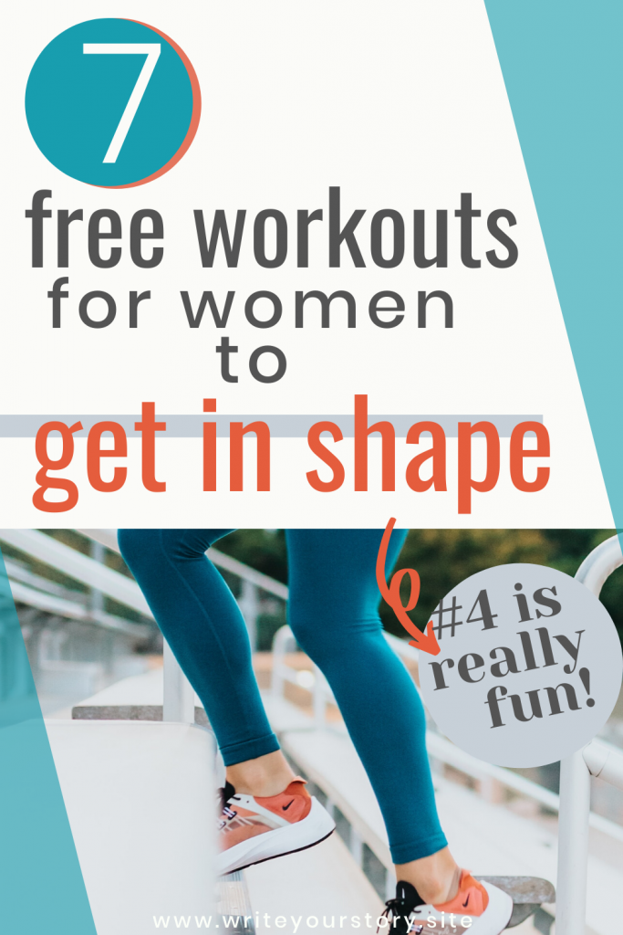 free workouts for women