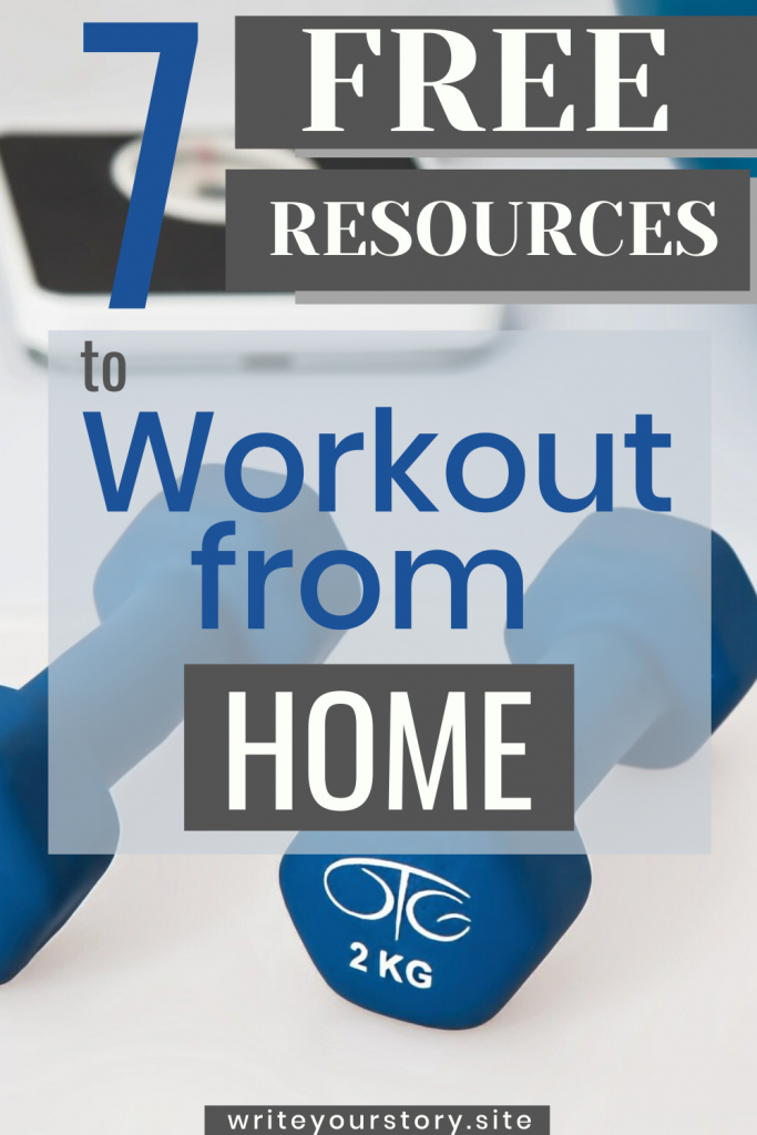 free at home workouts / free workouts from home